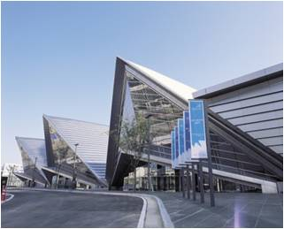 9) Incheon Convention Center